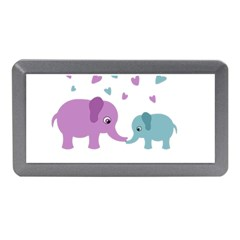 Elephant love Memory Card Reader (Mini)