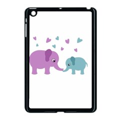 Elephant love Apple iPad Mini Case (Black)