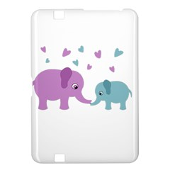 Elephant love Kindle Fire HD 8.9