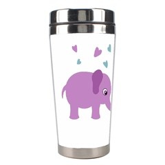 Elephant love Stainless Steel Travel Tumblers