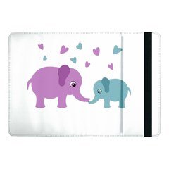 Elephant love Samsung Galaxy Tab Pro 10.1  Flip Case