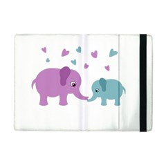 Elephant love iPad Mini 2 Flip Cases