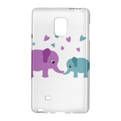 Elephant love Galaxy Note Edge