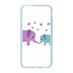 Elephant love Apple Seamless iPhone 6/6S Case (Color)