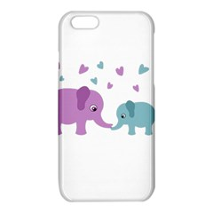 Elephant love iPhone 6/6S TPU Case