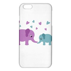 Elephant love iPhone 6 Plus/6S Plus TPU Case