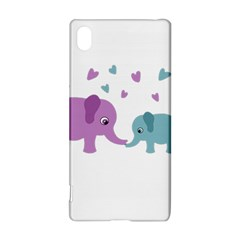 Elephant love Sony Xperia Z3+