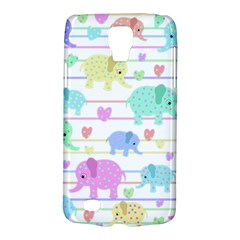 Elephant pastel pattern Galaxy S4 Active