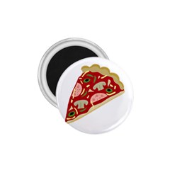 Pizza slice 1.75  Magnets