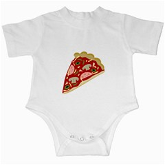 Pizza slice Infant Creepers