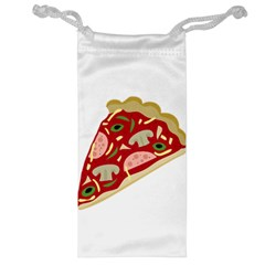 Pizza slice Jewelry Bag