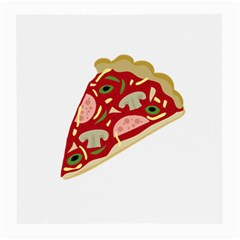 Pizza slice Medium Glasses Cloth (2-Side)