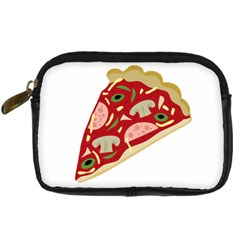 Pizza slice Digital Camera Cases