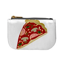 Pizza slice Mini Coin Purses