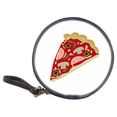Pizza slice Classic 20-CD Wallets