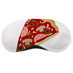 Pizza slice Sleeping Masks