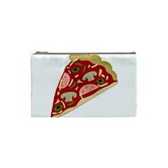 Pizza slice Cosmetic Bag (Small)