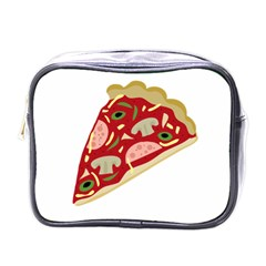 Pizza slice Mini Toiletries Bags