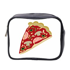 Pizza slice Mini Toiletries Bag 2-Side