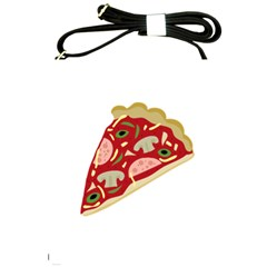Pizza slice Shoulder Sling Bags