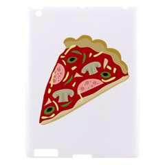 Pizza slice Apple iPad 3/4 Hardshell Case