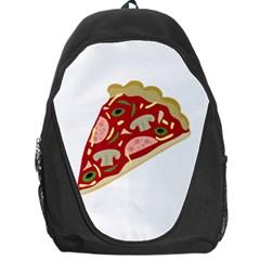 Pizza slice Backpack Bag