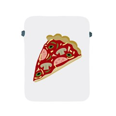Pizza slice Apple iPad 2/3/4 Protective Soft Cases