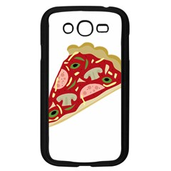 Pizza slice Samsung Galaxy Grand DUOS I9082 Case (Black)