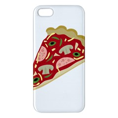 Pizza slice iPhone 5S/ SE Premium Hardshell Case