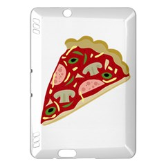 Pizza slice Kindle Fire HDX Hardshell Case