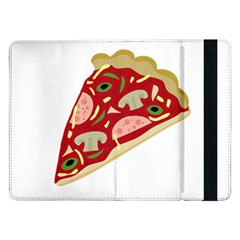 Pizza slice Samsung Galaxy Tab Pro 12.2  Flip Case