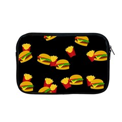 Hamburgers and french fries pattern Apple MacBook Pro 13  Zipper Case
