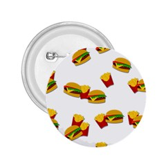 Hamburgers and french fries  2.25  Buttons