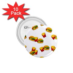 Hamburgers and french fries  1.75  Buttons (10 pack)