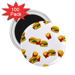 Hamburgers and french fries  2.25  Magnets (100 pack)