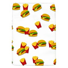 Hamburgers And French Fries  Flap Covers (s)