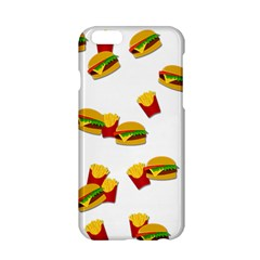 Hamburgers and french fries  Apple iPhone 6/6S Hardshell Case