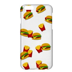 Hamburgers and french fries  Apple iPhone 6 Plus/6S Plus Hardshell Case