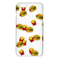 Hamburgers and french fries  iPhone 6 Plus/6S Plus TPU Case