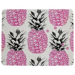 pink pineapple Jigsaw Puzzle Photo Stand (Rectangular)