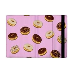 Donuts Pattern   Pink Apple Ipad Mini Flip Case