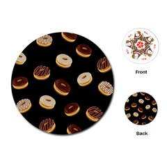 Donuts Playing Cards (round)