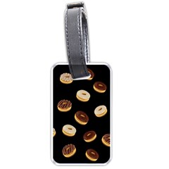 Donuts Luggage Tags (One Side)