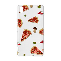 Pizza pattern Sony Xperia Z3+