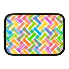 Abstract Pattern Colorful Wallpaper Netbook Case (medium)
