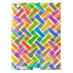 Abstract Pattern Colorful Wallpaper Apple Ipad 3/4 Hardshell Case (compatible With Smart Cover)