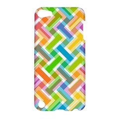 Abstract Pattern Colorful Wallpaper Apple Ipod Touch 5 Hardshell Case