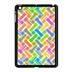 Abstract Pattern Colorful Wallpaper Apple Ipad Mini Case (black)