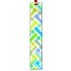 Abstract Pattern Colorful Wallpaper Large Book Marks