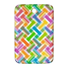 Abstract Pattern Colorful Wallpaper Samsung Galaxy Note 8 0 N5100 Hardshell Case